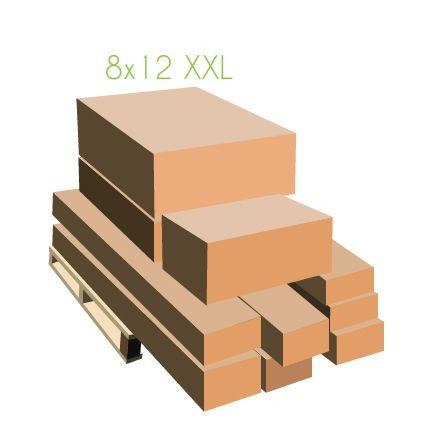 paletización carpa 12x8 XXL